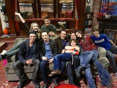 Family reunion.  Disney style.