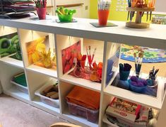 IMG_4373 Space Preschool, Preschool Crafts, Diy Classroom Decorations, Montessori Classroom, Birthday Background, Diy Projects For Kids, Reggio Emilia, Eyfs, Daycares