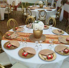 Gatsby Decorations, Engagement Decorations, Wedding Reception Decorations, African Wedding Theme, African Theme, African Weddings, Traditional Wedding Decor, African Traditional Wedding, Wedding Planner Checklist