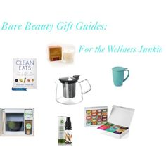 Gift Guide: For the Wellness Junkie - Bare Beauty