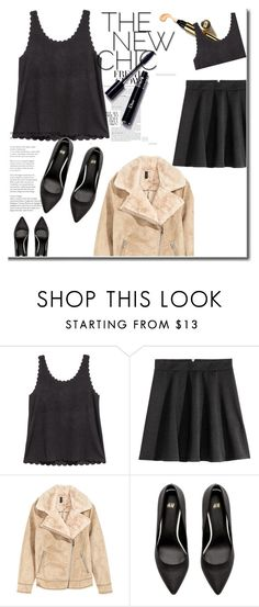 """""""H&M ( Stands for Hot Mess)"""" by abriellekitty ❤ liked on Polyvore"""