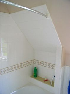 1000 Images About Attic Renovation On Pinterest Slanted