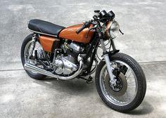 TX750 Yamaha - Cafe racer