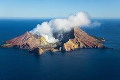 Triple WOW for travel in New Zealand = Check out White Island! Think the pics speak for themselves don't they? (Great hotel deals in Whakatane, time to add a volcano to your bucket list!)