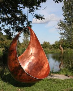 Love love love the Stephen Myburgh's copper swings