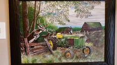John Deere farm life