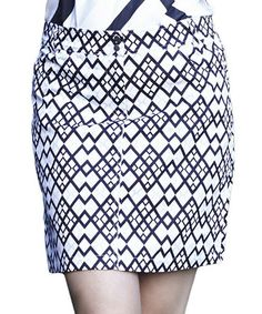 Another great find on #zulily! Night Diamond Newport Skort by GGblue #zulilyfinds