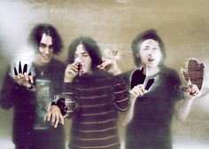 Create Studios - The Wytches - for Source Magazine #Brighton