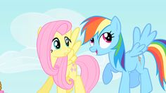 "Rainbow Dash ""I don't think you know him"""