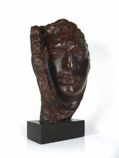 Erzia, Stepan Dmitrievich (attr., 1876 Alatyr - 1959 Moskau)#porzellan #skulpturen #keramik #bronze Bookends, Auction, Bronze, Artist, Decor, Moscow, Sculptures, Decorating, Dekoration