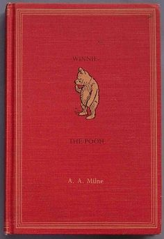 The Original Pooh Book... These stories or hilarious, even better than the Disney version!