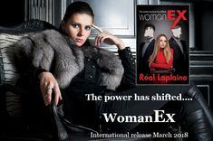 WomanEx - A global event tips the scales and women move in and take control of a broken world. An existential thriller that challenges the pervasive power-structures of our society. Releasing March 2018.