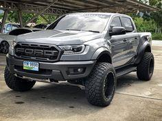 Ford Ranger Modified, Custom Ford Ranger, Ford F150 Raptor, Ford Ranger Raptor, Ford Pickup Trucks, Toyota Trucks, Ford Rapter, Mercedes Amg Gt R, Truck Memes
