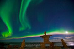 Amazing Photography by Rolf Hicker, an artist from Canada Dream Photography, Amazing Photography, Inuit Art, Northern Lights, Sky, Artist, Travel, Painting, Angels