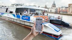 MBNA Thames Clippers smartphone app