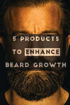 Here are 5 products that will help you grow out a fuller and healthier beard. Have a look at 5 Products To Enhance Beard Growth. Mens Fashion Blog, Best Mens Fashion, Men's Fashion, Beard Growth, Beard Care, Mustache Growth, Latest Beard Styles, Its A Mans World, Just For Men