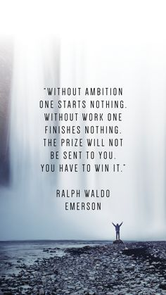 Be inspired to pursue dream life with these phone wallpaper quotes to inspire. Ralph Waldo Emerson quote Be inspired to pursue dream life with these phone wallpaper quotes to inspire. Great Quotes, Quotes To Live By, Me Quotes, Motivational Quotes, Inspirational Quotes, Hard Quotes, People Quotes, Lyric Quotes, Quotes On Hope