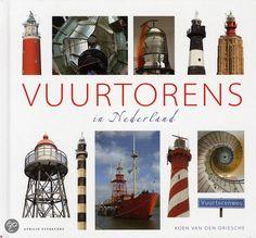 Vuurtorens in Nederland