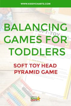 Play with your kids without leaving the sofa! Check out this balancing game for toddlers with the soft toy pyramid head game. Click through to post and Pin this for later! #balancinggame #sofagames #pyramidgames #softtoy #softtoyplay #kidsactivities #trappedindoorswithkids #parentingtips #kids #games Pyramid Game, Pyramid Head, Games For Toddlers, Preschool Activities, Curious Kids, Sensory Bottles, Creative Thinking, Learning Resources, Really Funny