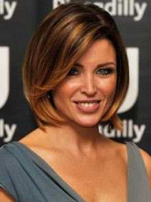 Dark Hair With Carmel Highlights | Great hair hightlights for dark brown hair