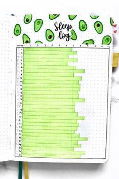 Sleep Tracker | Sleep Tracker Bullet Journal | Sleep Tracker Bullet Journal Ideas Sleep Tracker BuJo Sleep Tracker bullet Journal Weekly Sleep Tracker Ideas Sleep log bullet journal, sleep log bullet journal layout, sleep log bujo #bulletjournal #bujo