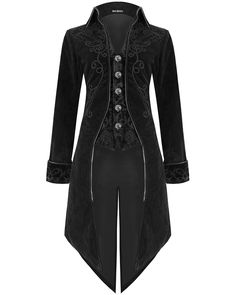 Steampunk Jacket, Mode Steampunk, Style Steampunk, Gothic Steampunk, Gothic Coat, Steampunk Wedding, Steampunk Design, Plus Size Kleidung, Langer Mantel