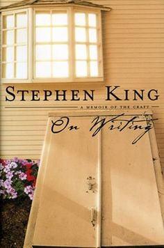 An informative and inspiring, down to earth memoir about the craft of writing.  Even if you're not a fan of Stephen King, it's worth it,