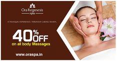 A Tranquil Experience, Through Caring Hands. Enjoy a Body Massage. Book Now: http://www.oraspa.in   #BodyMassage #Spa #Massage #BestSpa #OraSpa #Kondhwa #Aundh #KalyaniNagar #Mumbai #Bandra #Pune