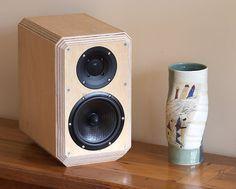 The Mini Convertible active loudspeaker: design