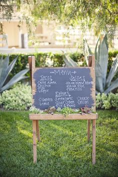 We've decided on a taco bar for the wedding!