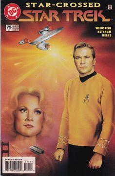 Star Trek Original Series Number 75 September 1995 DC Comics