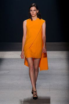 Runway Look of the Day: Spring 2014: Narciso Rodriguez