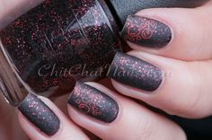 ChitChatNails » Blog Archive » OPI – Coca Cola Swatches PART 1