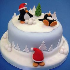christmas cake decorating ideas - DDC Yahoo Search Results