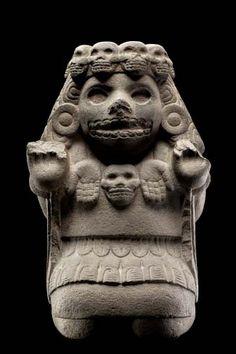 <i>Cihuatéotl</i> - Museo Nacional de Antropología
