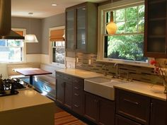 kitchen - Transitional - Kitchen - portland - by Weedman Design Partners