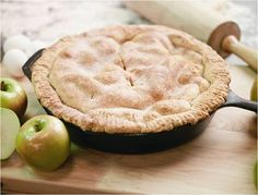 "In case you're looking for a yummy Thanksgiving dessert, check out Antonella's ""Ma's Apple Pie Recipe"" #QVCholiday"