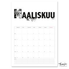 ilmainen tulostettava maaliskuun 2017 seinäkalenteri #ilmainen#tulostettava #kalenteri #2017 #maaliskuu #free #print#calendar #March