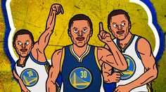 Steph Curry might as well be the King of Basketball. Who needs to dunk? Enough of that junk. Three point shots are where it's at! In this jam Steph Curry, the King of Basketball, meets the King of Pop, Michael Jackson (sounds familiar…). Come on, SLAM! http://youtu.be/CY9lss__Q0I
