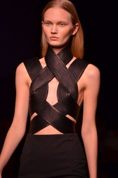 Dion Lee - this is beautifully made :)
