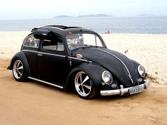A classic by the beach....two of my favorite things!