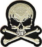 Skull Cross Bones Funny Sayings Vest Patch Motorcycle Biker Patch Club Patch | eBay