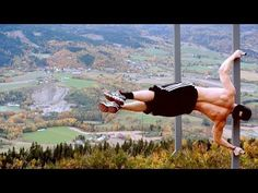 ▶ Street Workout at the Top of the World! - YouTube
