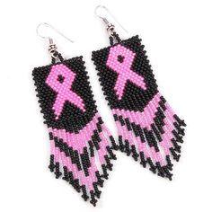 Beaded Earrings Native, Beaded Earrings Patterns, Beading Patterns, Earrings Handmade, Beading Ideas, Seed Bead Jewelry, Seed Bead Earrings, Seed Beads, Brick Stitch Earrings