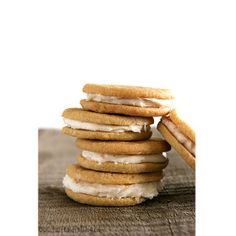Caramel Creme Sandwich Cookies-recipe