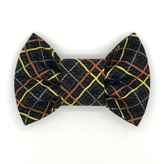de1d18e3e6e0 Fall Nights Snap-In Dog Bows® Bow Tie - Dog Bow Tie, Bow Ties For Dogs, Dog  Bows, Dog Hair Bows, The Best Bow For Your Best Friend