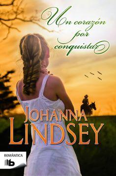 P R O M E S A S   D E   A M O R: Reseña - Un corazón por conquistar, Johanna Lindsey