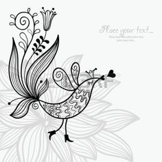 floral illustration Stock Vector