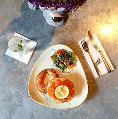 Lunch @37dawsonstreet👌😍🍴 #lunch #smokedsalmon #fresh #yum #healthyeating #citycentre #Dublin #GFP