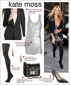 kate moss sequin dress, kate moss Jake and Dinos Chapman, kate moss white cube gallery